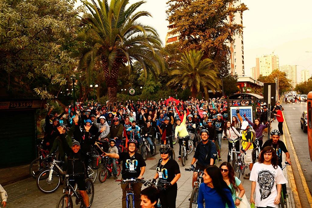 Evento Bicicultura BICICARAVANA 2014