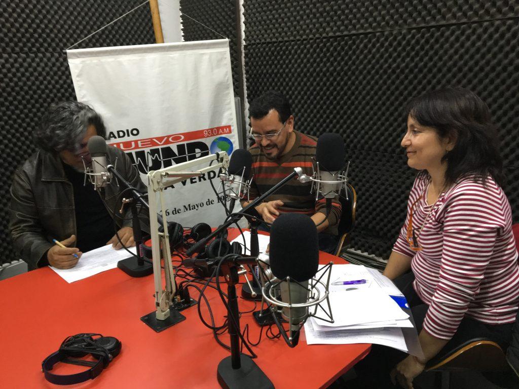 margarita mendez en radio