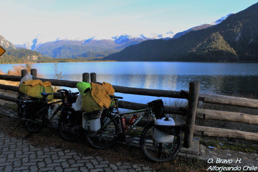 Lago Las Torres, Carretera austral, región de aysen