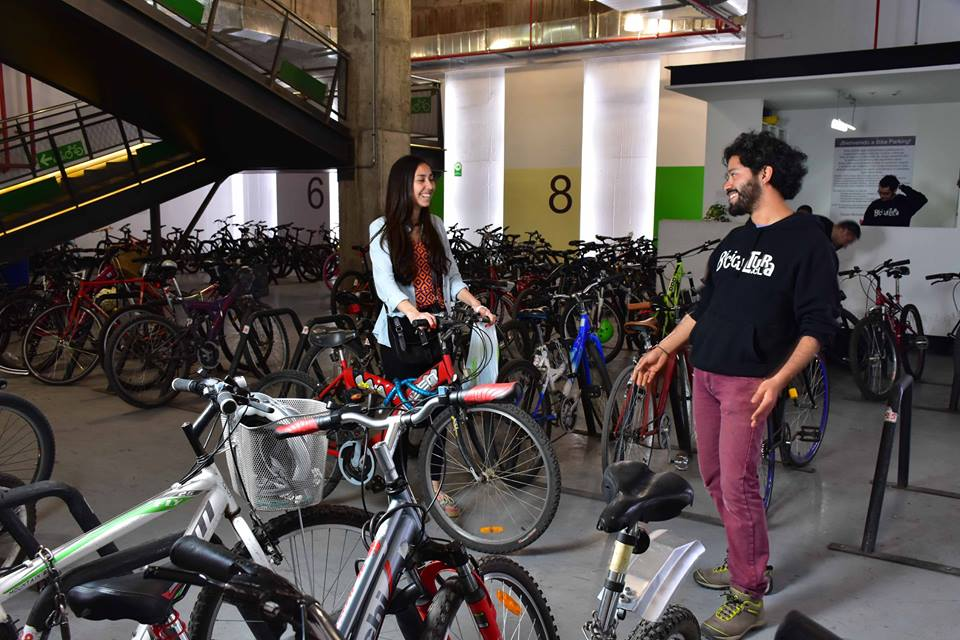 trabajar en bicicultura