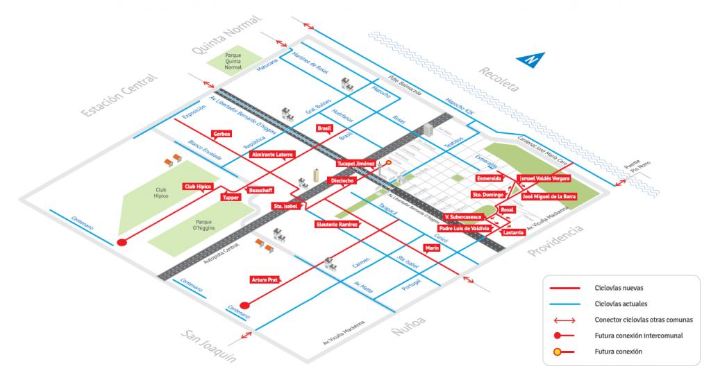 mapa conectores